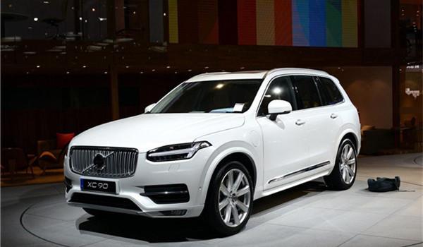 沃尔沃XC90六月销量 2019年6月销量2210辆(销量排名第104) 沃尔沃XC90六月销量 2019年6月销量2210辆(销量排名第104) SUV车型销量 第1张