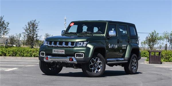 北京BJ40六月销量 2019年6月销量1765辆(销量排名第119) 北京BJ40六月销量 2019年6月销量1765辆(销量排名第119) SUV车型销量 第3张