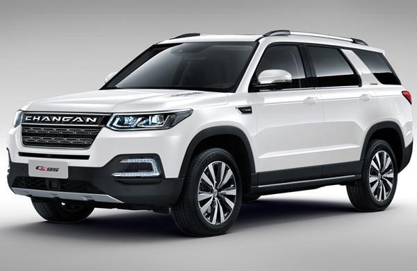 长安CS95六月销量 2019年6月销量937辆(销量排名第151) 长安CS95六月销量 2019年6月销量937辆(销量排名第151) SUV车型销量 第2张
