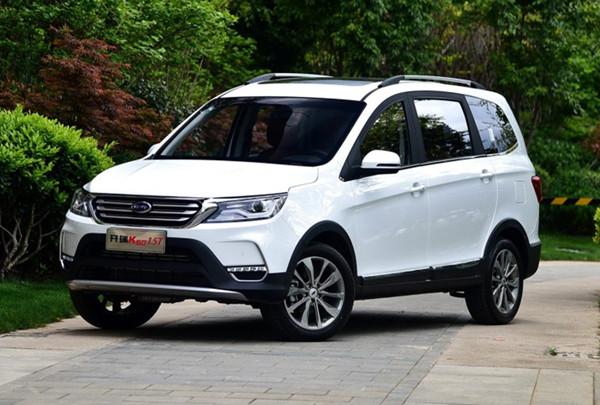 开瑞K60六月销量 2019年6月销量937辆(销量排名第152) 开瑞K60六月销量 2019年6月销量937辆(销量排名第152) SUV车型销量 第1张