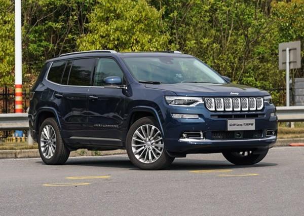 Jeep大指挥官六月销量 2019年6月销量1078辆(销量排名第142) Jeep大指挥官六月销量 2019年6月销量1078辆(销量排名第142) SUV车型销量 第1张