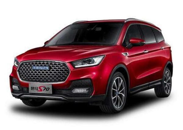 君马S70六月销量 2019年6月销量1558辆(销量排名第126) 君马S70六月销量 2019年6月销量1558辆(销量排名第126) SUV车型销量 第3张