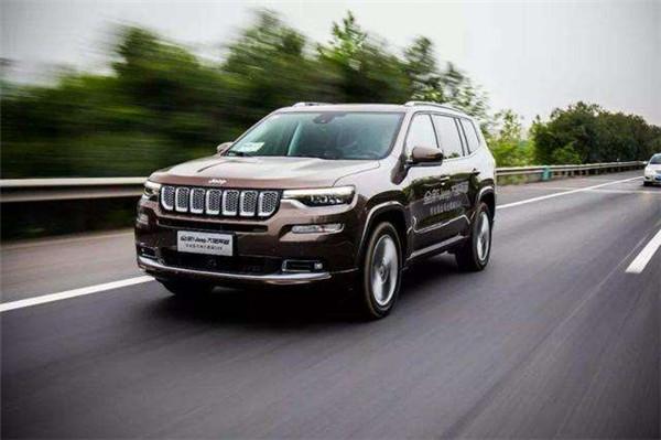 Jeep大指挥官六月销量 2019年6月销量1078辆(销量排名第142) Jeep大指挥官六月销量 2019年6月销量1078辆(销量排名第142) SUV车型销量 第3张