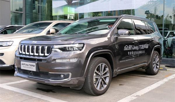 Jeep大指挥官六月销量 2019年6月销量1078辆(销量排名第142) Jeep大指挥官六月销量 2019年6月销量1078辆(销量排名第142) SUV车型销量 第2张