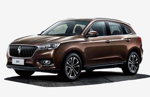 宝沃BX7六月销量 2019年6月销量925辆(销量排名第153) 宝沃BX7六月销量 2019年6月销量925辆(销量排名第153) SUV车型销量 第2张