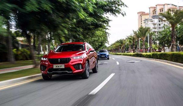 WEY VV7六月销量 2019年6月销量1015辆(销量排名第144) WEY VV7六月销量 2019年6月销量1015辆(销量排名第144) SUV车型销量 第2张