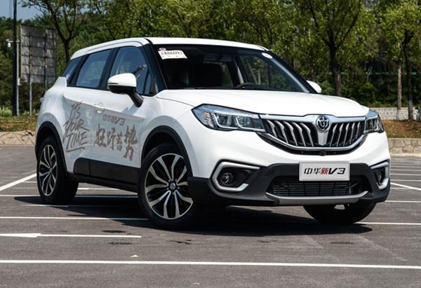 中华V3六月销量 2019年6月销量977辆(销量排名第148) 中华V3六月销量 2019年6月销量977辆(销量排名第148) SUV车型销量 第1张