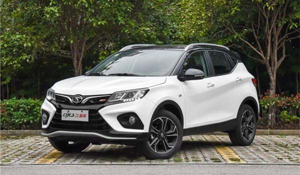 东南DX3六月销量 2019年6月销量1321辆(销量排名第137) 东南DX3六月销量 2019年6月销量1321辆(销量排名第137) SUV车型销量 第1张