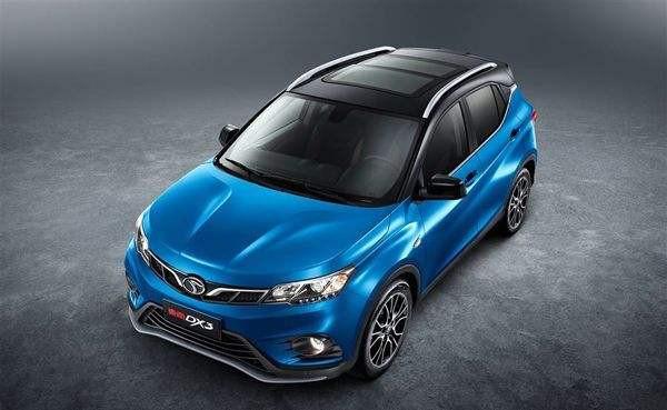 东南DX3六月销量 2019年6月销量1321辆(销量排名第137) 东南DX3六月销量 2019年6月销量1321辆(销量排名第137) SUV车型销量 第3张