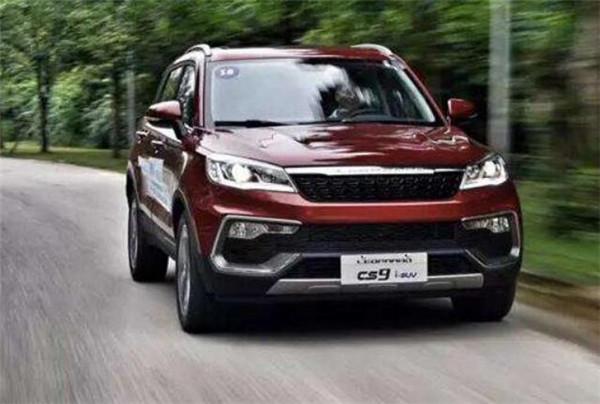 猎豹CS9六月销量 2019年6月销量793辆(销量排名第162) 猎豹CS9六月销量 2019年6月销量793辆(销量排名第162) SUV车型销量 第4张