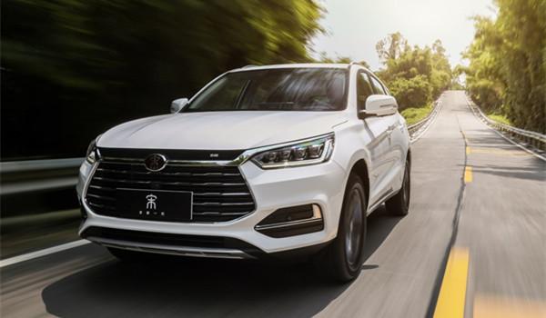 比亚迪宋六月销量 2019年6月销量696辆(销量排名第171) 比亚迪宋六月销量 2019年6月销量696辆(销量排名第171) SUV车型销量 第1张