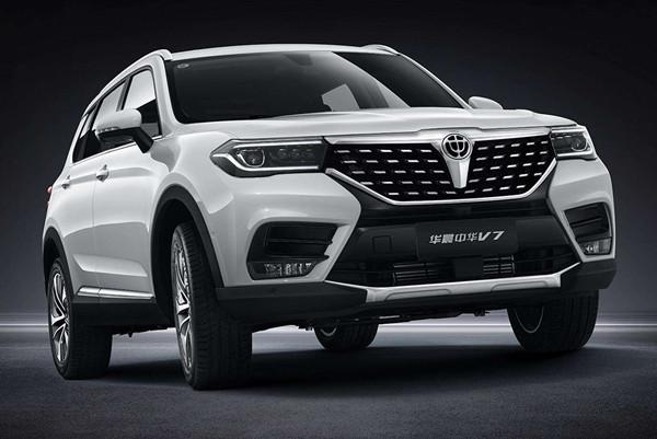 中华V7六月销量 2019年6月销量687辆(销量排名第172) 中华V7六月销量 2019年6月销量687辆(销量排名第172) SUV车型销量 第2张