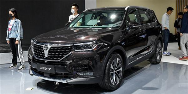 中华V7六月销量 2019年6月销量687辆(销量排名第172) 中华V7六月销量 2019年6月销量687辆(销量排名第172) SUV车型销量 第3张
