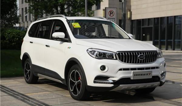 SWM斯威X7六月销量 2019年6月销量600(销量排名第175) SWM斯威X7六月销量 2019年6月销量600(销量排名第175) SUV车型销量 第1张