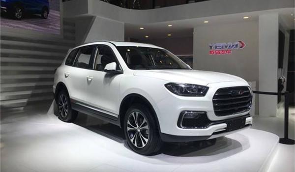 野马T80六月销量 2019年6月销量145辆(销量排名第224) 野马T80六月销量 2019年6月销量145辆(销量排名第224) SUV车型销量 第1张