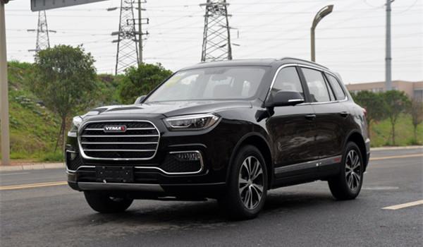 野马T80六月销量 2019年6月销量145辆(销量排名第224) 野马T80六月销量 2019年6月销量145辆(销量排名第224) SUV车型销量 第3张