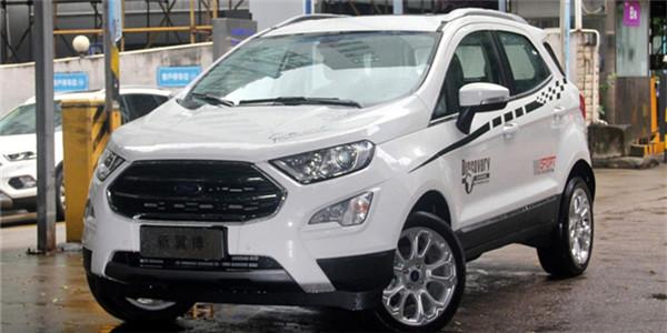 福特翼搏六月销量 2019年6月销量203辆(销量排名第213) 福特翼搏六月销量 2019年6月销量203辆(销量排名第213) SUV车型销量 第3张