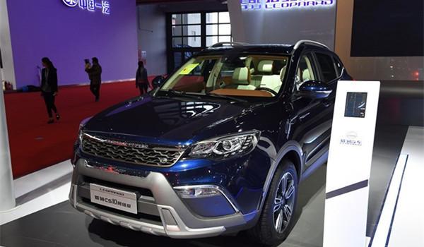 猎豹CS10六月销量 2019年6月销量253辆(销量排名第205) 猎豹CS10六月销量 2019年6月销量253辆(销量排名第205) SUV车型销量 第2张