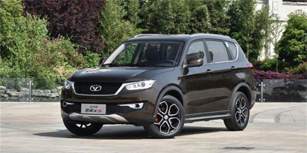 比速T3六月销量 2019年6月销量170辆(销量排名第218) 比速T3六月销量 2019年6月销量170辆(销量排名第218) SUV车型销量 第3张