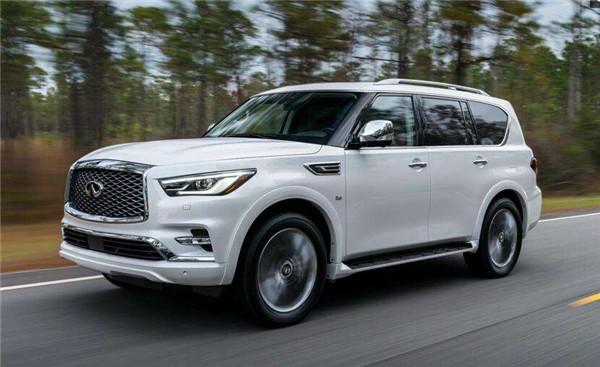 英菲尼迪QX80六月销量 2019年6月销量62辆(销量排名第241) 英菲尼迪QX80六月销量 2019年6月销量62辆(销量排名第241) SUV车型销量 第1张