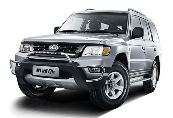 猎豹Q6六月销量 2019年6月销量60辆(销量排名第242) 猎豹Q6六月销量 2019年6月销量60辆(销量排名第242) SUV车型销量 第2张