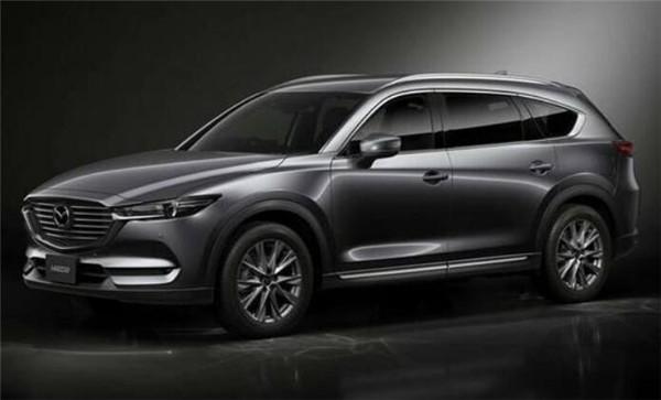 马自达CX-8六月销量 2019年6月销量59辆(销量排名第243) 马自达CX-8六月销量 2019年6月销量59辆(销量排名第243) SUV车型销量 第4张