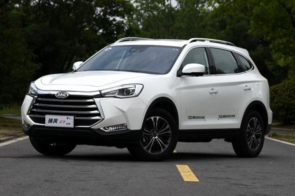 江淮瑞风S7六月销量 2019年6月销量52辆(销量排名第246) 江淮瑞风S7六月销量 2019年6月销量52辆(销量排名第246) SUV车型销量 第1张