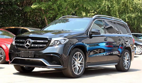 奔驰AMG GLS六月销量 2019年6月销量37辆(销量排名第259) 奔驰AMG GLS六月销量 2019年6月销量37辆(销量排名第259) SUV车型销量 第4张