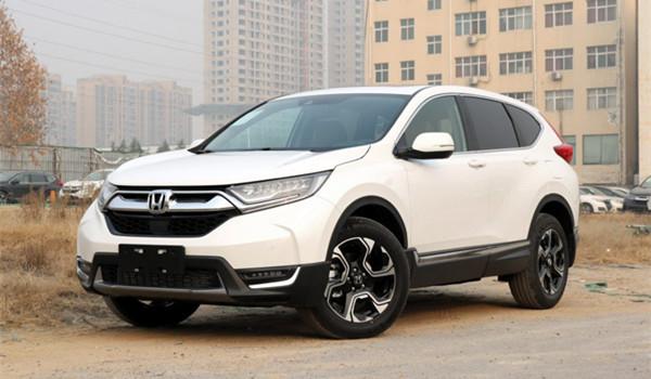 本田CR-V五月销量 2019年5月销量15461辆(销量排名第5) 本田CR-V五月销量 2019年5月销量15461辆(销量排名第5) SUV车型销量 第3张