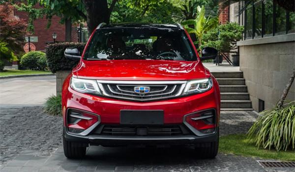 吉利博越五月销量 2019年5月销量13527辆(销量排名第7) 吉利博越五月销量 2019年5月销量13527辆(销量排名第7) SUV车型销量 第4张