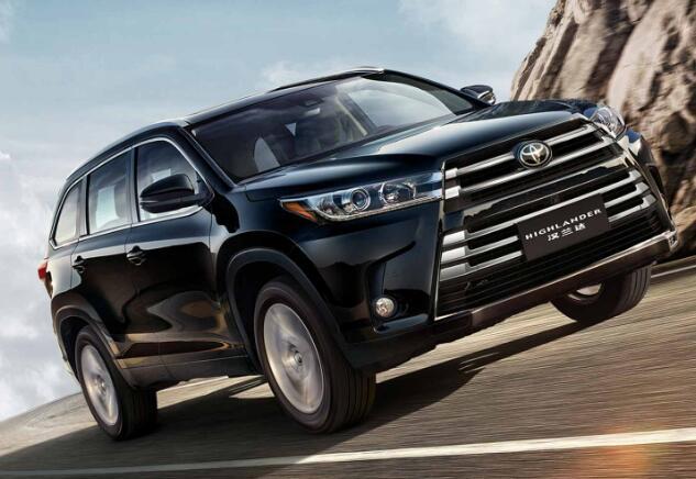 丰田汉兰达五月销量 2019年5月销量9584辆(销量排名18名) 丰田汉兰达五月销量 2019年5月销量9584辆(销量排名18名) SUV车型销量 第1张