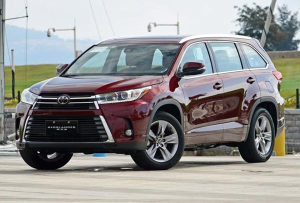 丰田汉兰达五月销量 2019年5月销量9584辆(销量排名18名) 丰田汉兰达五月销量 2019年5月销量9584辆(销量排名18名) SUV车型销量 第4张