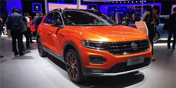 大众T-ROC探歌五月销量 2019年5月销量10282辆(销量排名第15) 大众T-ROC探歌五月销量 2019年5月销量10282辆(销量排名第15) SUV车型销量 第4张