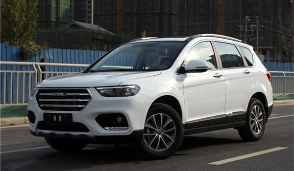哈弗H6五月销量 2019年5月销量25523辆(销量排名1名) 哈弗H6五月销量 2019年5月销量25523辆(销量排名1名) SUV车型销量 第1张