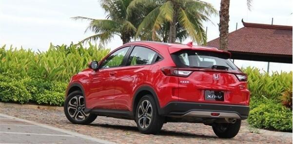 本田XR-V五月销量 2019年5月销量12039辆(销量排名10名) 本田XR-V五月销量 2019年5月销量12039辆(销量排名10名) SUV车型销量 第4张
