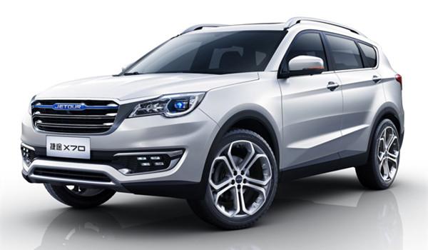捷途X70五月销量 2019年5月销量8067辆(销量排名24名) 捷途X70五月销量 2019年5月销量8067辆(销量排名24名) SUV车型销量 第4张