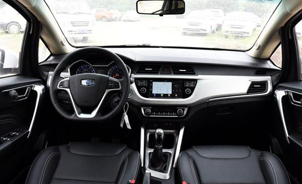 吉利远景X3五月销量 2019年5月销量5587辆(销量排名38名) 吉利远景X3五月销量 2019年5月销量5587辆(销量排名38名) SUV车型销量 第2张