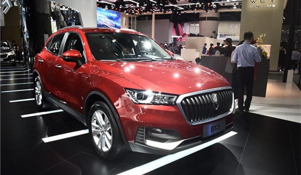 宝沃BX5五月销量 2019年5月销量5276辆(销量排名第41) 宝沃BX5五月销量 2019年5月销量5276辆(销量排名第41) SUV车型销量 第1张