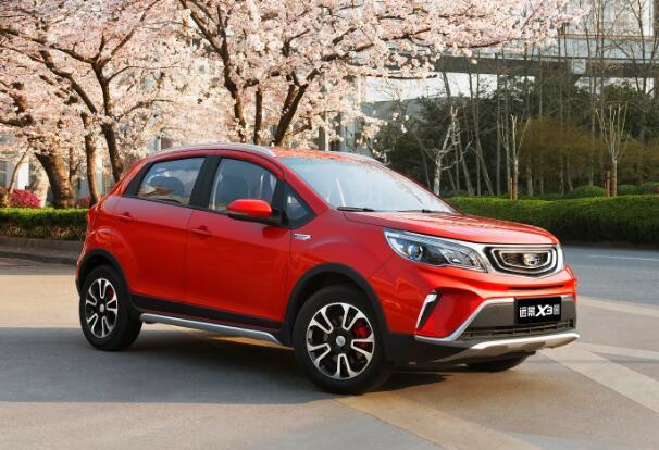 吉利远景X3五月销量 2019年5月销量5587辆(销量排名38名) 吉利远景X3五月销量 2019年5月销量5587辆(销量排名38名) SUV车型销量 第4张
