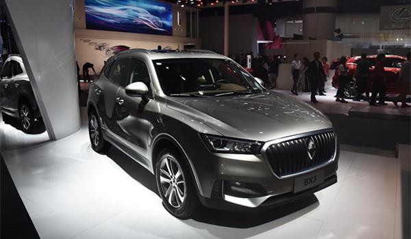 宝沃BX5五月销量 2019年5月销量5276辆(销量排名第41) 宝沃BX5五月销量 2019年5月销量5276辆(销量排名第41) SUV车型销量 第2张