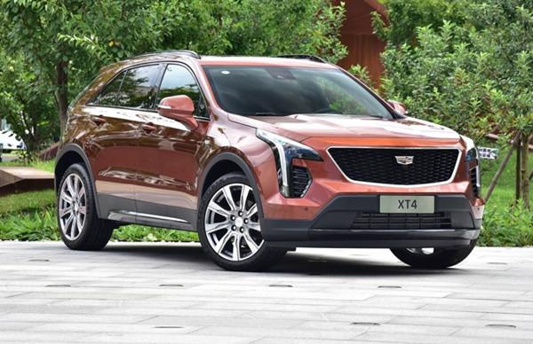 凯迪拉克XT4五月销量 2019年5月销量3888辆(销量排名第57) 凯迪拉克XT4五月销量 2019年5月销量3888辆(销量排名第57) SUV车型销量 第1张
