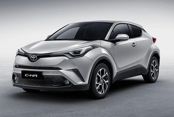 丰田C-HR五月销量 2019年5月销量5142辆(销量排名44名) 丰田C-HR五月销量 2019年5月销量5142辆(销量排名44名) SUV车型销量 第1张