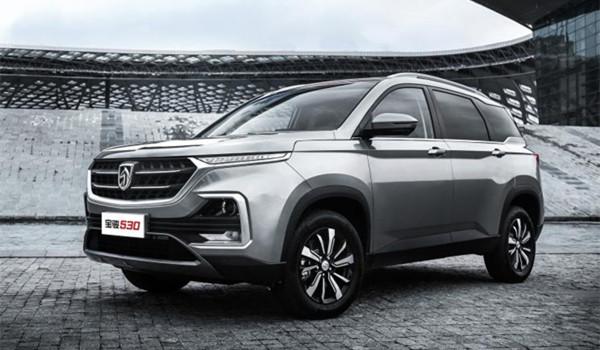 宝骏530五月销量 2019年5月销量3757辆(销量排名58名) 宝骏530五月销量 2019年5月销量3757辆(销量排名58名) SUV车型销量 第4张