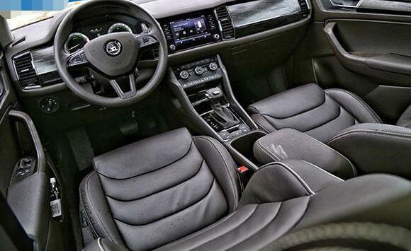 柯迪亚克 斯柯达明星suv车型,无论是5座还是7座它都能满足你 柯迪亚克 斯柯达明星suv车型,无论是5座还是7座它都能满足你 欧洲SUV汽车 第2张