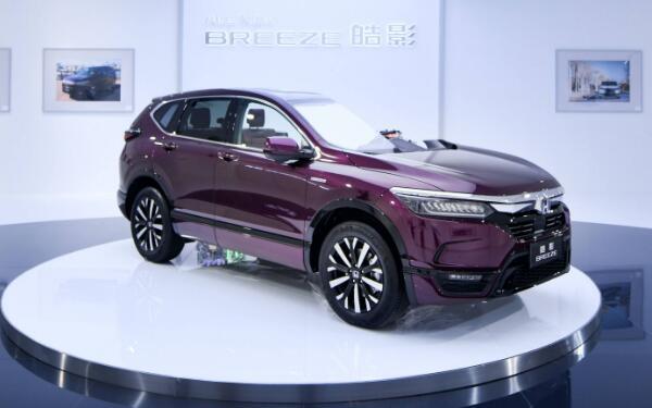 广汽本田suv车型报价 参考价格12.88万起 广汽本田suv车型报价 参考价格12.88万起 SUV报价 第3张