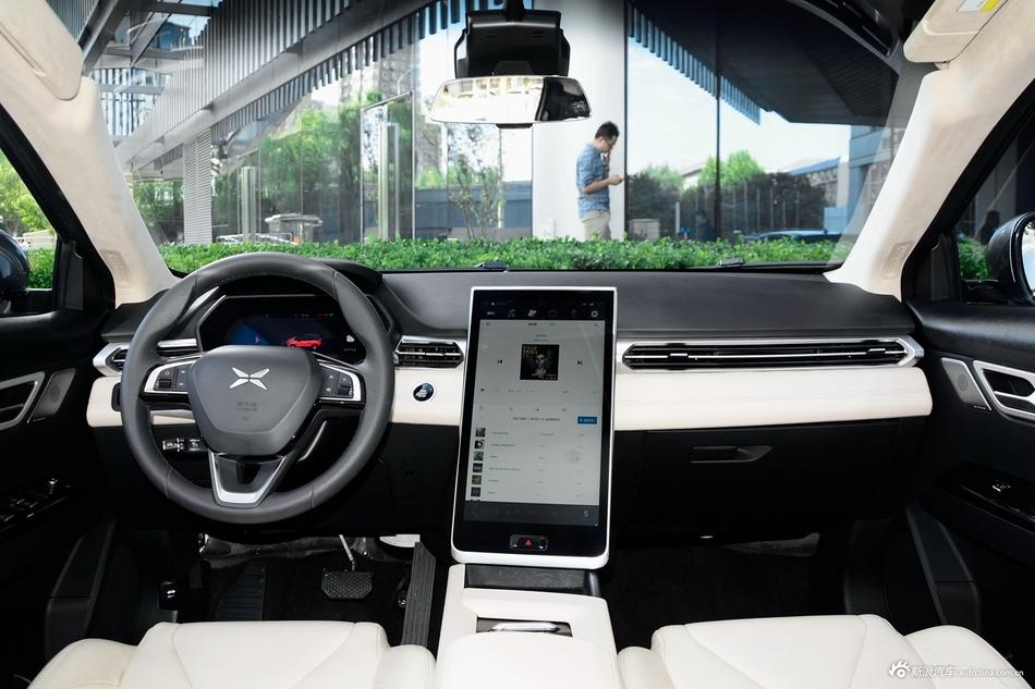2018款小鹏汽车G3 尊享版 Ta是小区最靓的仔 阳台岭看车之新能源车 SUV评测 第19张