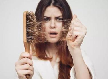 女性脱发的原因 知识库