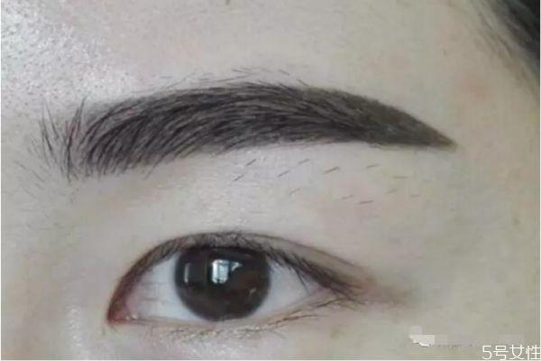 纹眉失败有哪些现象 纹眉失败的原因有哪些 纹眉失败有哪些现象 纹眉失败的原因有哪些 知识库 第3张