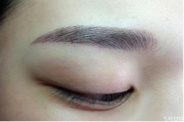 纹眉失败有哪些现象 纹眉失败的原因有哪些 纹眉失败有哪些现象 纹眉失败的原因有哪些 知识库 第2张