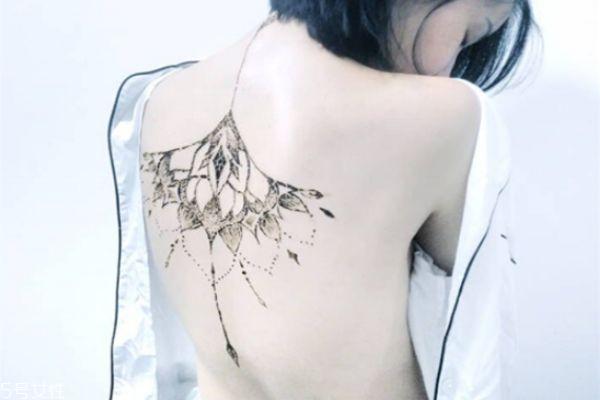 海娜纹身可以保持多久 海娜纹身图片 海娜纹身可以保持多久 海娜纹身图片 知识库 第6张